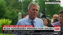 Jeb Bush says there is no better way to say 'anchor babies,' which he didn't really say