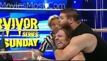 WWE Smackdown 19-11-2015 Roman Reigns & Dean Ambrose vs Alberto & Kevin Owens Full Match 19th Nov 2015