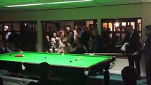 Bryan V Ronnie O' Sullivan. Ronnie gets a 147! Pure class!!
