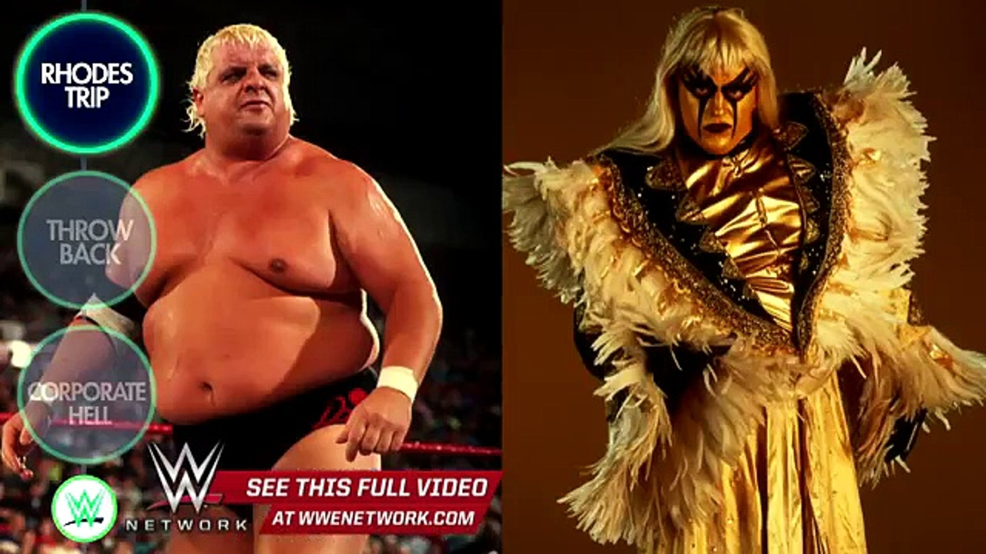 WWE Network The WWE List looks at the variety of Rhodes Family members