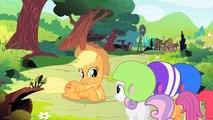 My Little Pony Sezon 1 Odcinek 23 Z kronik Znaczkowej Ligi [Dubbing PL]