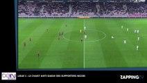 Attentats de Paris - Ligue 1 : Le chant anti-Daesh des supporters niçois fait le buzz