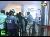 RAW: Police pull out hostages from Radisson hotel in Bamako, Mali