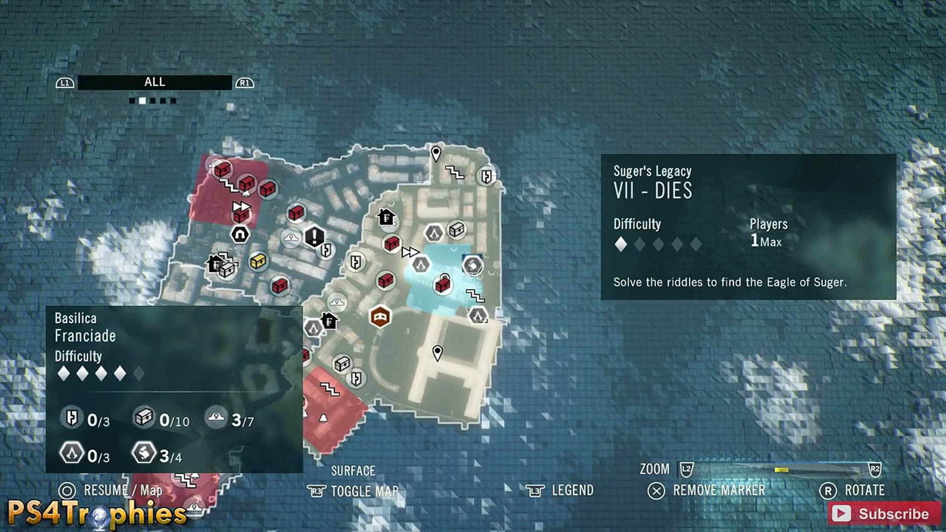 Assassins Creed Unity Dead Kings Dlc Sugers Legacy Walkthrough Vii Dies Dailymotion Video