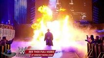 WWE Network Undertaker 25 Phenomenal Years highlights The Phenoms intimidating entrances