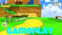 Super Mario 3D World Gameplay Wii U