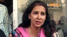 Navjot Kaur Sidhu counterattack on Sukhbir Singh Badal's statement