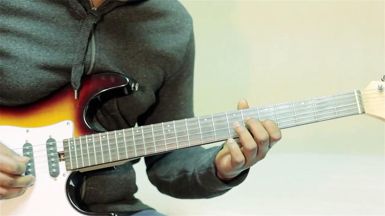 Thuli Thuli Guitar Instrumental with TABS – Paiyaa