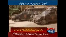 Firing between two groups leaves five dead, two injured in Karachi