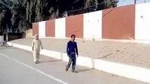 When Pathan Follow You  Funny Video Clip  Funny Pathan  Desi Clip Rocking Zone