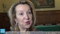 Armement de la police municipale : discussions en cours pour Romilly et Nogent
