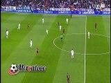 هدف برشلونة الأول ( ريال مدريد 0-1 برشلونة ) الدوري الأسباني الدرجة الأولى