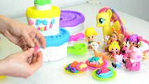 Play Doh Cake Makin Station Bakery Playset by Sweet Shoppe - Confeitaria Fábrica de Bolos