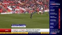 Bristol City 1-1 Hull ~ [Championship] - 21.11.2015 - All Goals & Highlights