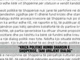 Kukan për progres-raportin - Vizion Plus - News - Lajme