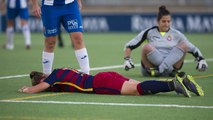 [HIGLIGHTS] FUTBOL FEM (Liga): RCD Espanyol-FC Barcelona (0-0)