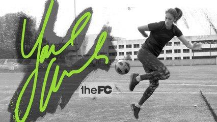 JERSEY TURNPIKE: Yael Averbuch's Signature Move | theFC