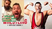 Jinder Mahal - Art of Wrestling Ep 274 w/ Colt Cabana