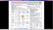 Rubifer Pocket Info Training by Dr. Saad Mustafa