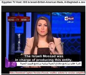 DAESH est une création israélo-anglo-américaine. Al-Baghdadi le chef de DAESH est un agent du Mossad