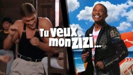 Jean-Claude Van Damme ft Francky Vincent - Tu veux mon zizi - WTM