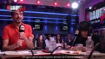 Un gars perd ses moyens devant la France entière - C'Cauet sur NRJ