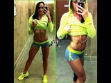 Fitness female motivation - sexy woman - 2013 fit is sexy