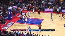 Cleveland Cavaliers vs Detroit Pistons - Full Game Highlights | November 17, 2015 | NBA