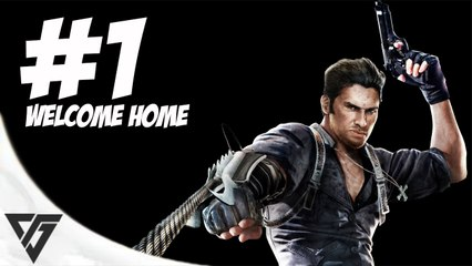 Just Cause 3 Walkthrough Part 1 ''Welcome Home'' Story Gameplay (PS4)