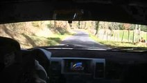 Rallye du Cantal 2015 Mitsu evo X N4 #10 Fregeac/Vermande es3 La Trappe