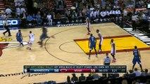 Andrew Wiggins Sick Dunk Attempt   Timberwolves vs Heat   November 17, 2015   NBA 2015-16 Season