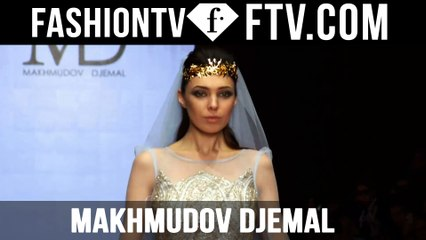 Makhmudov Djemal Spring/Summer 2016 Collection Russia | MBFW | FTV.com