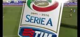 Gonzalo Higuain Amazing Power Shot - Verona vs Napoli - 21-11-2015