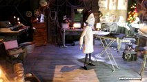 Art of Frankenweenie Exhibit at Disney California Adventure