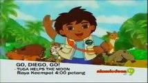 Diego Promo Go, Diego, Go! - Tuga Helps The Moon (Nickelodeon di 9)  Tv9! (Raya Keempat) Go