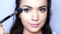 Makeup tips Highlighting and Contouring - Highlighting and contouring face shapes -Makeup Step by Step