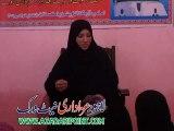 Moualma Rubab Haider Of Faisalabad Majlis 3 Muharram 2015 Chak 421 Karpala Tandlianwala