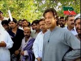 Imran Khan takes responsibility of getting your work done by his candidates.