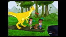 Baby Games Go Diego Go! Great Dinosaur Rescue (Super Kids Games) - Part 7 of 8 Baby Games