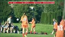 Girls Soccer - Keene Beavers vs Westport Eagles 09-26-14 - Scorebug - 1st Half