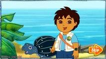 Diego Episodes Go Diego Go! - Tuga The Sea Turtle - New Episode | Dora Friend Dora The Explorer