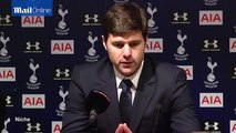 Spurs boss Pochttino proud after 4-1 home win over West Ham