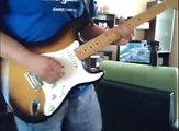 Hotel California - Eagles - guitar cover by loveguitar