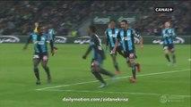 0-2 Georges-Kevin N'Koudou Longshot Goal | AS Saint Etienne v. Olympique Marseille 22.11.2015