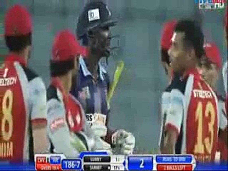Winning moment - Muhammad Amir 4 wickets -  Misbah Ul Haq 61 Runs Of 39 Balls in BPL T20 - Rangpur R
