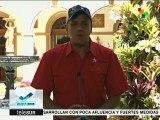 Jorge Rodríguez dice que venezolanos defenderán logros revolucionarios