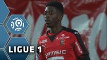 But Ousmane DEMBELE (32ème) / Stade Rennais FC - Girondins de Bordeaux (2-2) -  (SRFC - GdB) / 2015-16
