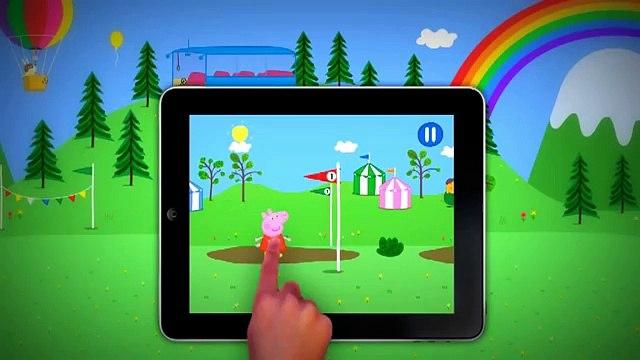pepa Peppa Pig: Daddy Pigs Puddle Jump App Teaser pig