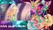 Winx Club Season 6 Episode 1 Daphne Sirenix Turkish