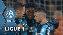 But Michy BATSHUAYI (41ème) / AS Saint-Etienne - Olympique de Marseille (0-2) -  (ASSE - OM) / 2015-16